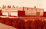 Verhuizing in 1964 naar Lisse, Akervoorderlaan 7.