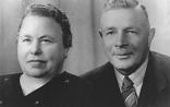 1e Generatie: Gerard Lubbe en zijn vrouw Catharine