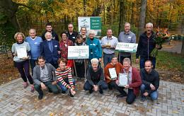 """Stichting Steenbreek """"Minder stenen, meer groen in de buurt"""""""