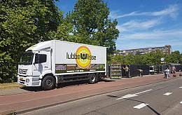 'De Savornin Lohmanplein' in Den Haag